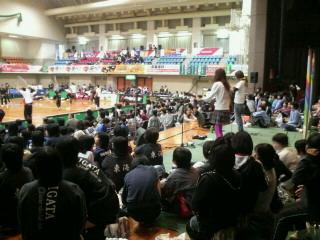 延岡市民体育館