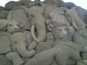 砂の美術館★