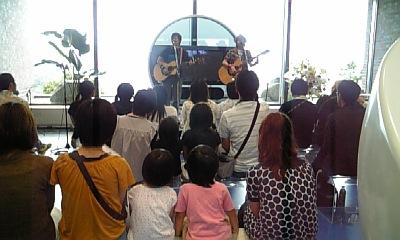 伊方ライブ〜♪